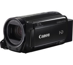 CANON LEGRIA HF R76 Full HD Traditional Camcorder - Black