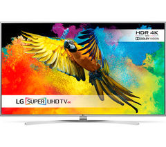 "LG 49UH770V Smart 4k Ultra HD HDR 49"" LED TV"