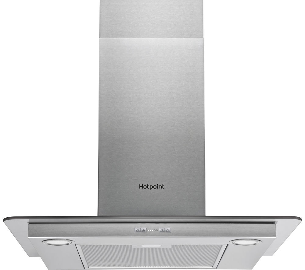 HOTPOINT  PHFG6.5FABX Chimney Cooker Hood  Stainless Steel Stainless Steel