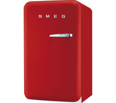SMEG FAB10HLR Mini Fridge - Red