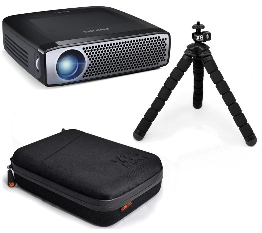 Buy philips picopix ppx4935 portable projector bendy for Small portable projector