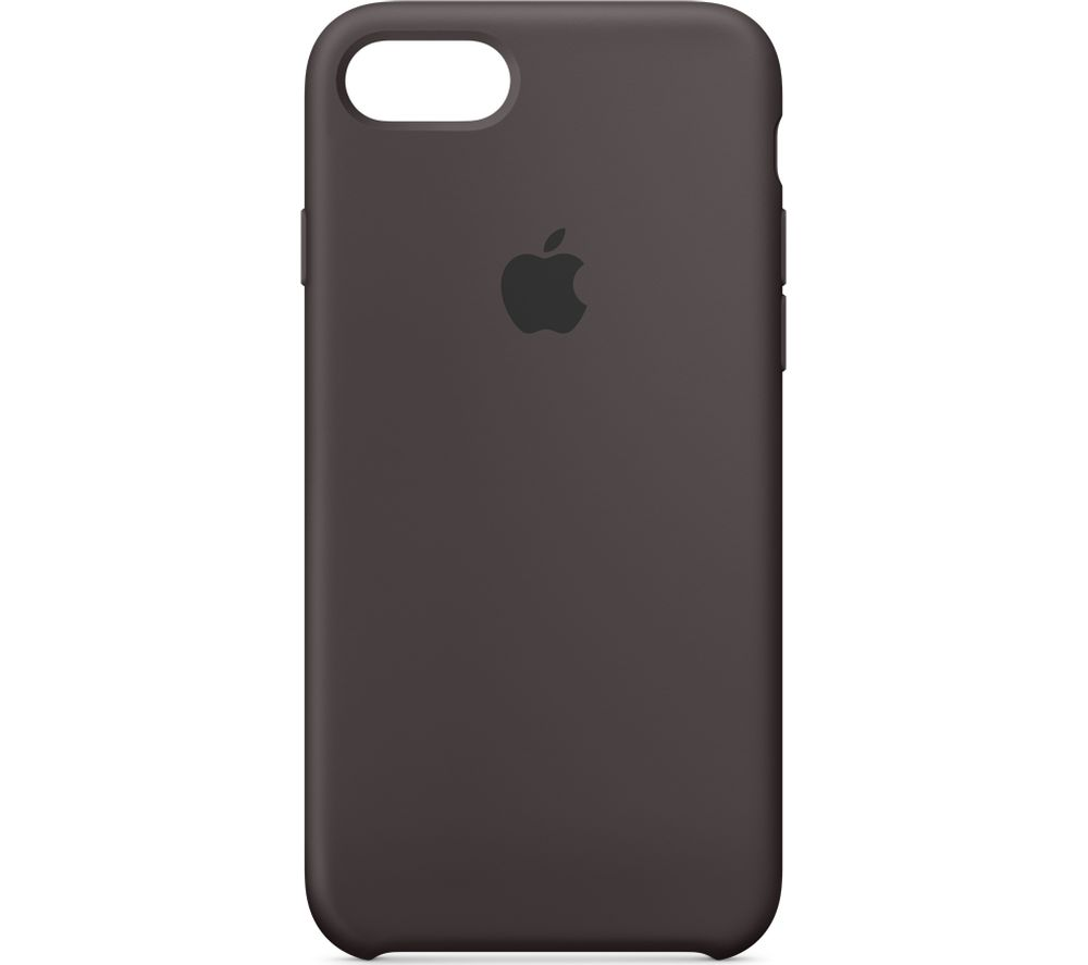 APPLE APPLE  Silicone iPhone 7 Case - Cocoa