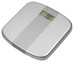 WEIGHT WATCHERS Electronic Scale - Silver