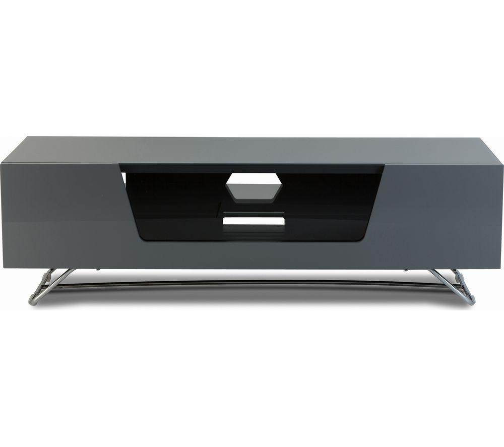 ALPHASON Chromium 2 1200 TV Stand - Grey
