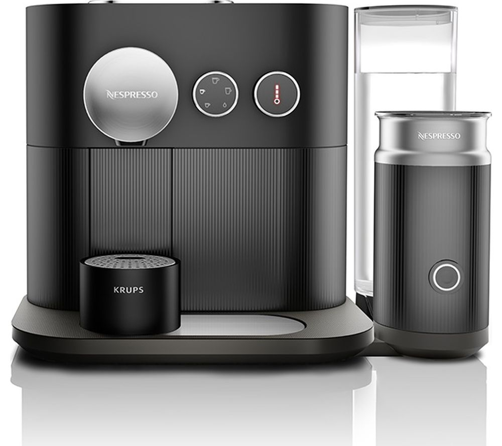 Buy NESPRESSO by Krups Expert & Milk XN601840 Smart Coffee ...