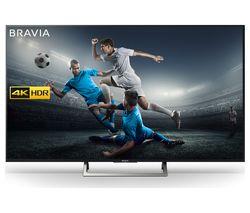 "SONY BRAVIA KD49XE8396 49"" Smart 4K Ultra HD HDR LED TV"