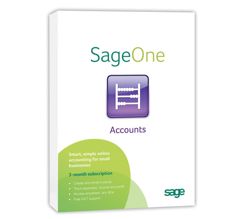 SAGE One Accounts