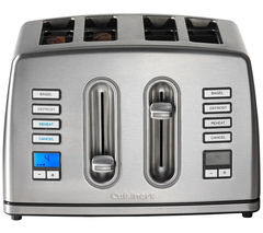 CUISINART CPT445U 4-Slice Toaster - Stainless Steel