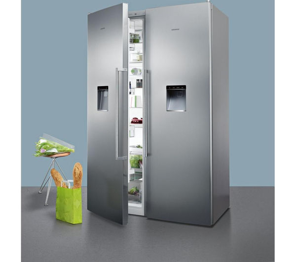 buy siemens iq 700 gs36dpi20 tall freezer stainless. Black Bedroom Furniture Sets. Home Design Ideas