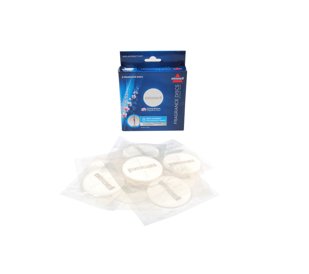 BISSELL  PowerFresh 1030E Replacement Spring Breeze Fragrance Discs  Pack of 8