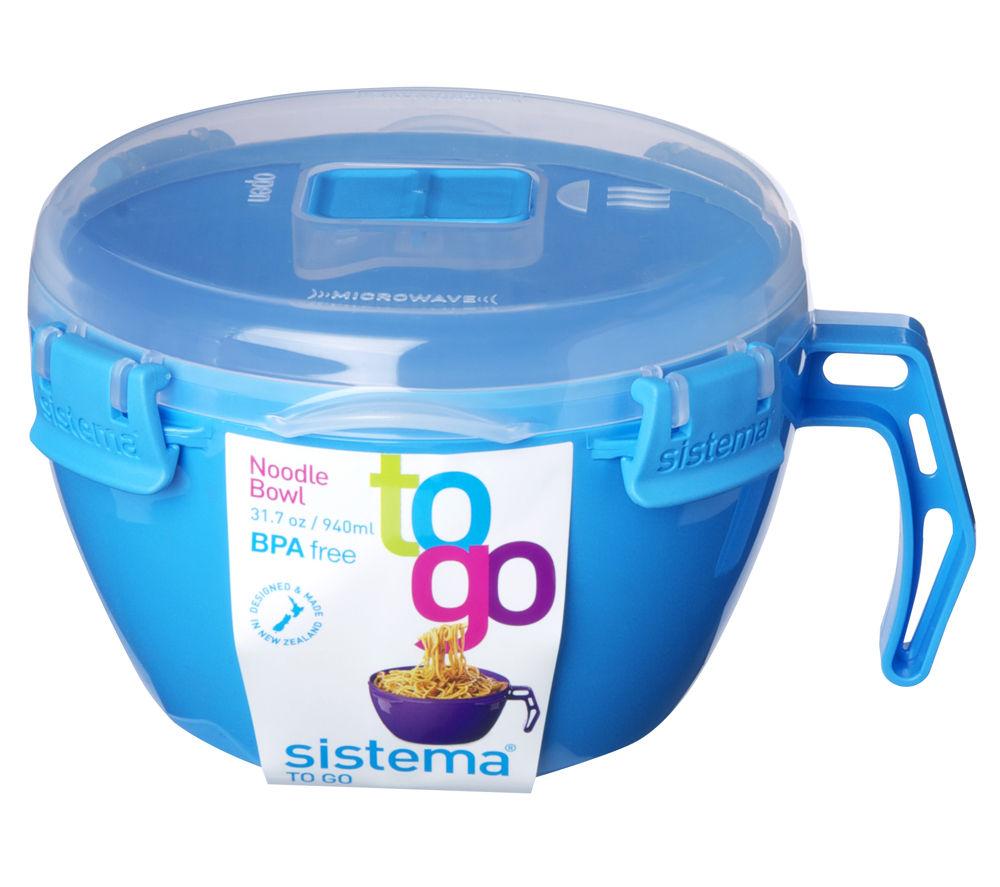 Image of SISTEMA 0.94-litre Noodle Bowl