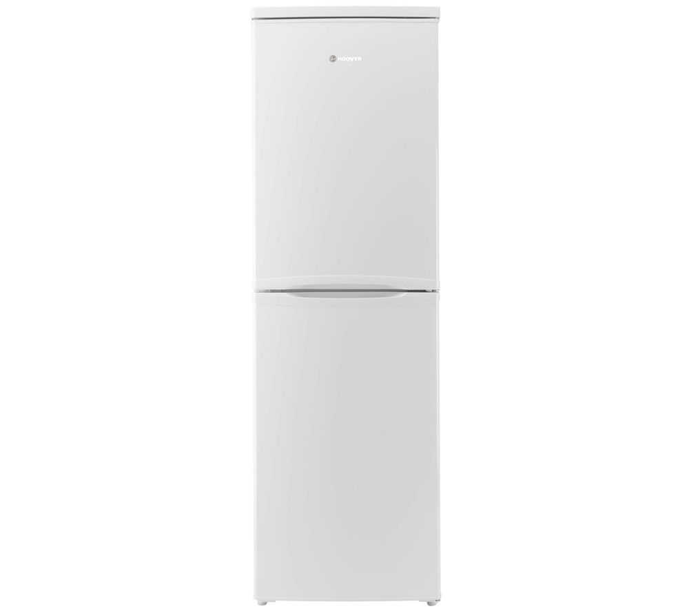 HOOVER  HSC574W Fridge Freezer  White White