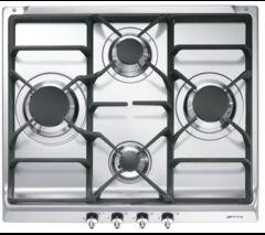 SMEG SE60SGH3 Gas Hob - Stainless Steel