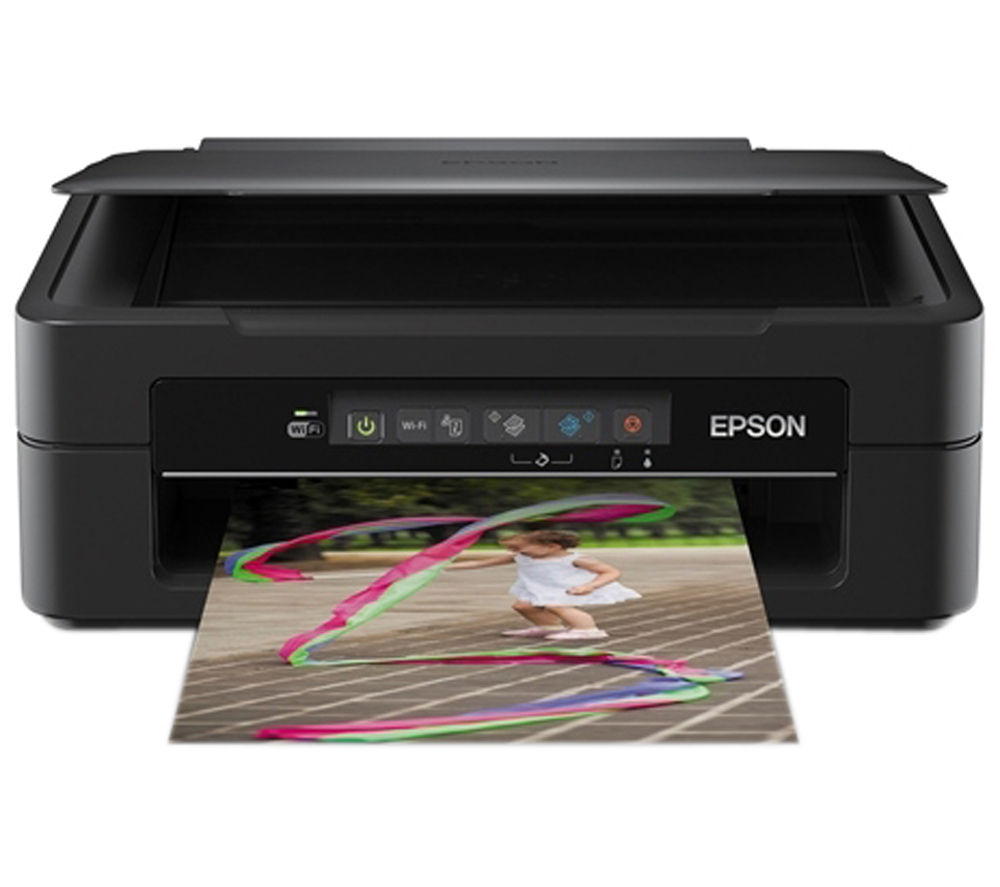 epson expression home xp 225 all in one wireless inkjet printer deals pc world. Black Bedroom Furniture Sets. Home Design Ideas