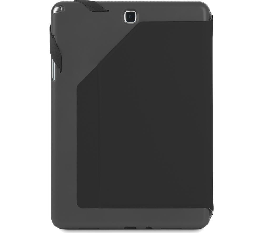"Image of Targus EverVu Samsung Galaxy Tab A 9.7"" Tablet Case - Black, Black"