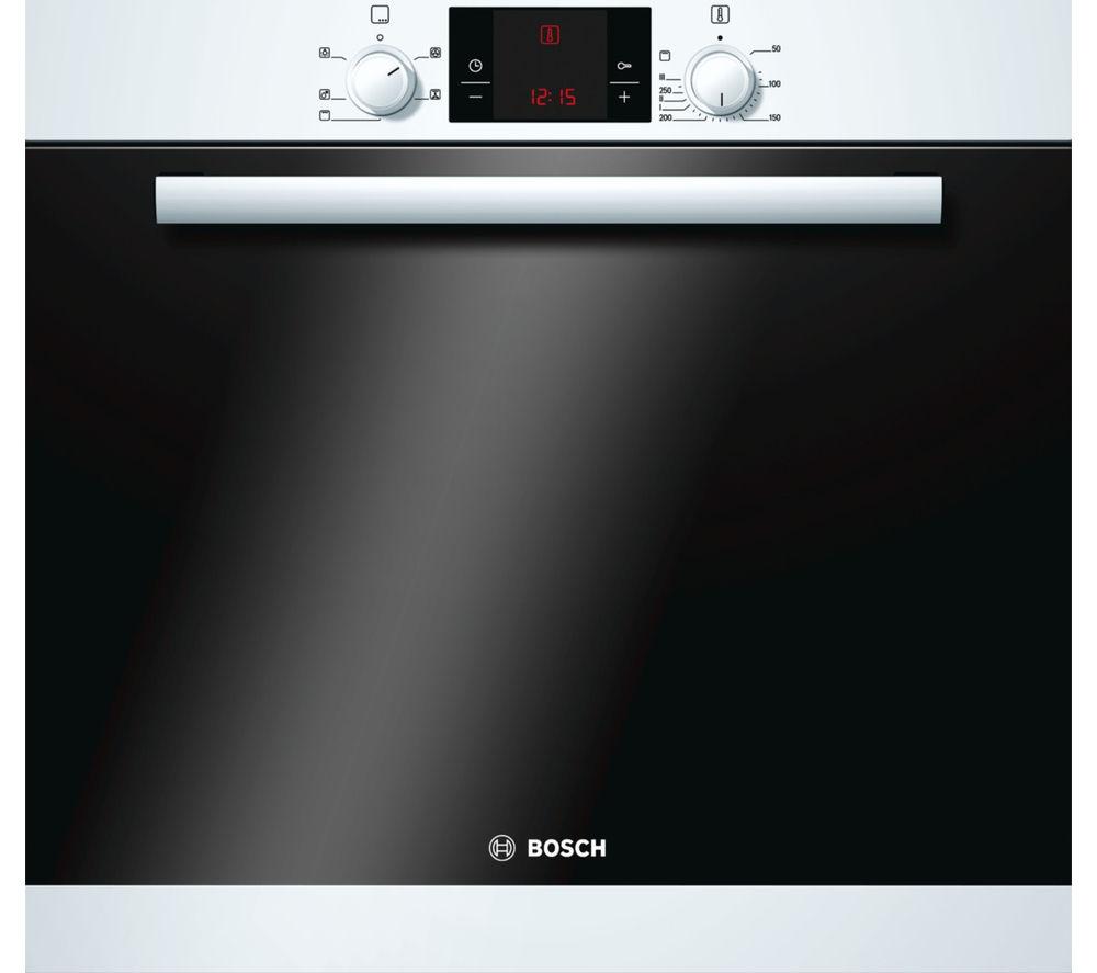 BOSCH  Classixx HBA13B120B Electric Oven  White White