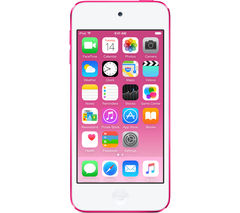 APPLE iPod touch - 16 GB, 6th Generation, Pink