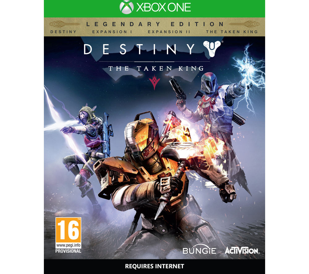 MICROSOFT Xbox One Destiny: The Taken King