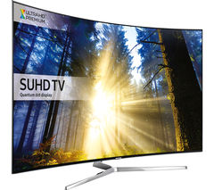 "SAMSUNG UE78KS9500 Smart 4k Ultra HD HDR 78"" Curved LED TV"