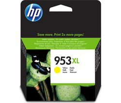 HP 953XL Yellow Ink Cartridge