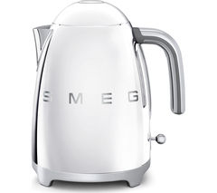 SMEG KLF11SSUK Jug Kettle - Chrome