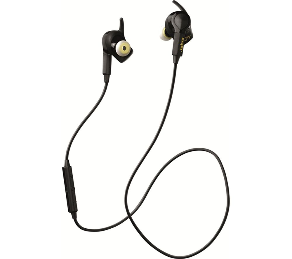 JABRA Pulse Special Edition Wireless Bluetooth Headphones - Black