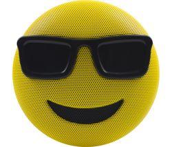 JAMOJI Sunglass Portable Bluetooth Wireless Speaker - Yellow
