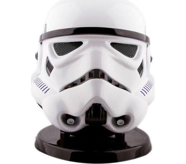 Image of STAR WARS Storm Trooper Portable Wireless Speaker - White