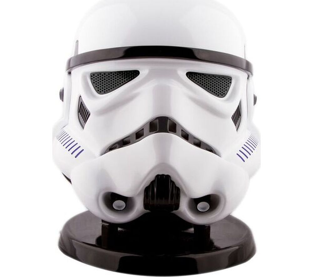 Click to view more of STAR WARS  Storm Trooper Portable Wireless Speaker - White, White