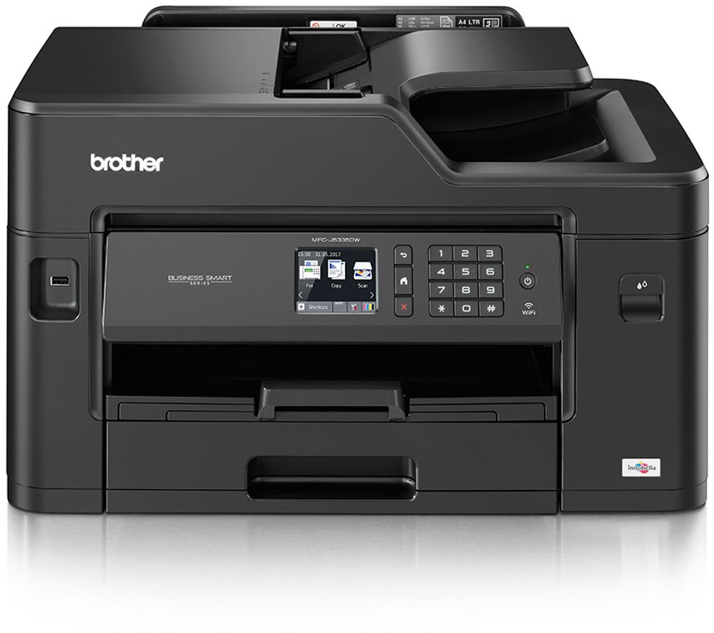 Brother Mfcj5335dw All In One Wireless Inkjet Printer With