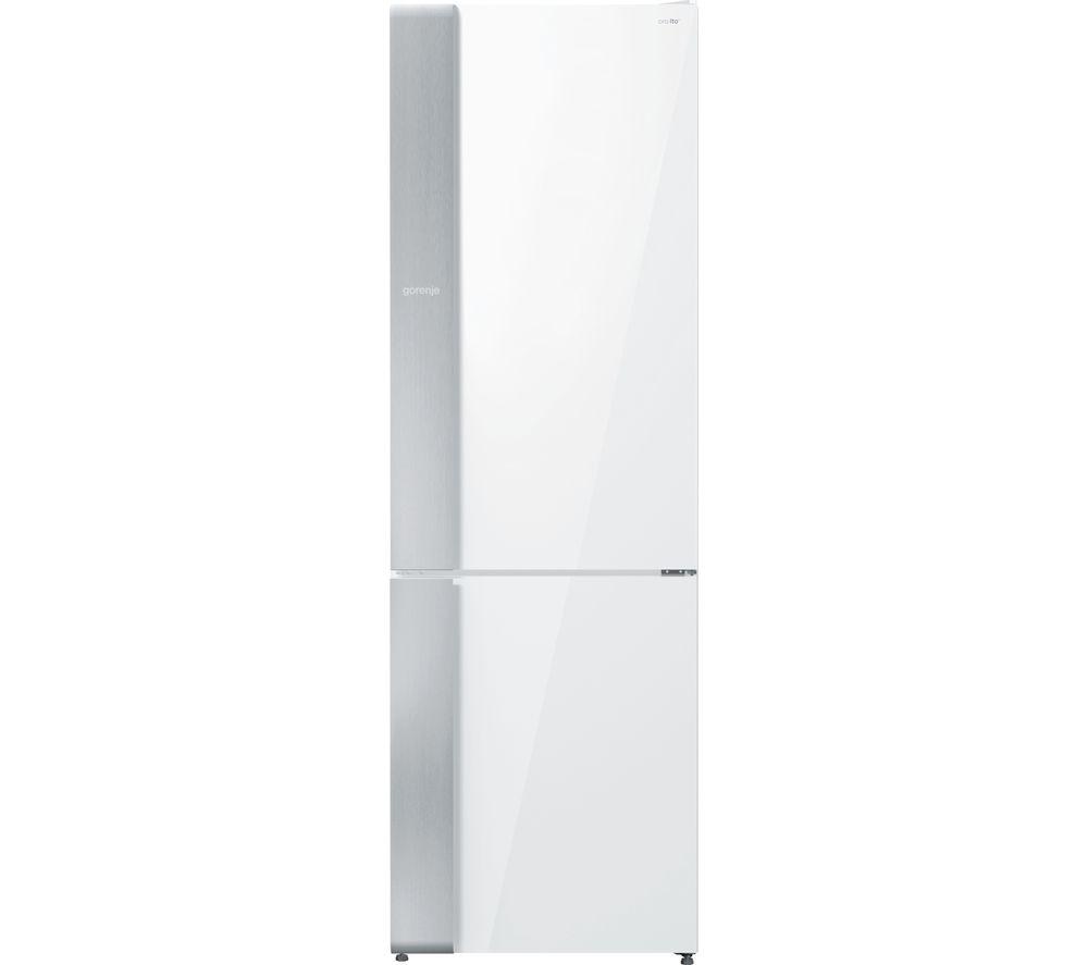 GORENJE NRKORA62WUK Fridge Freezer  White White