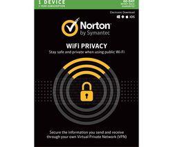 NORTON Wi-Fi Privacy - 1 User for 1 Year