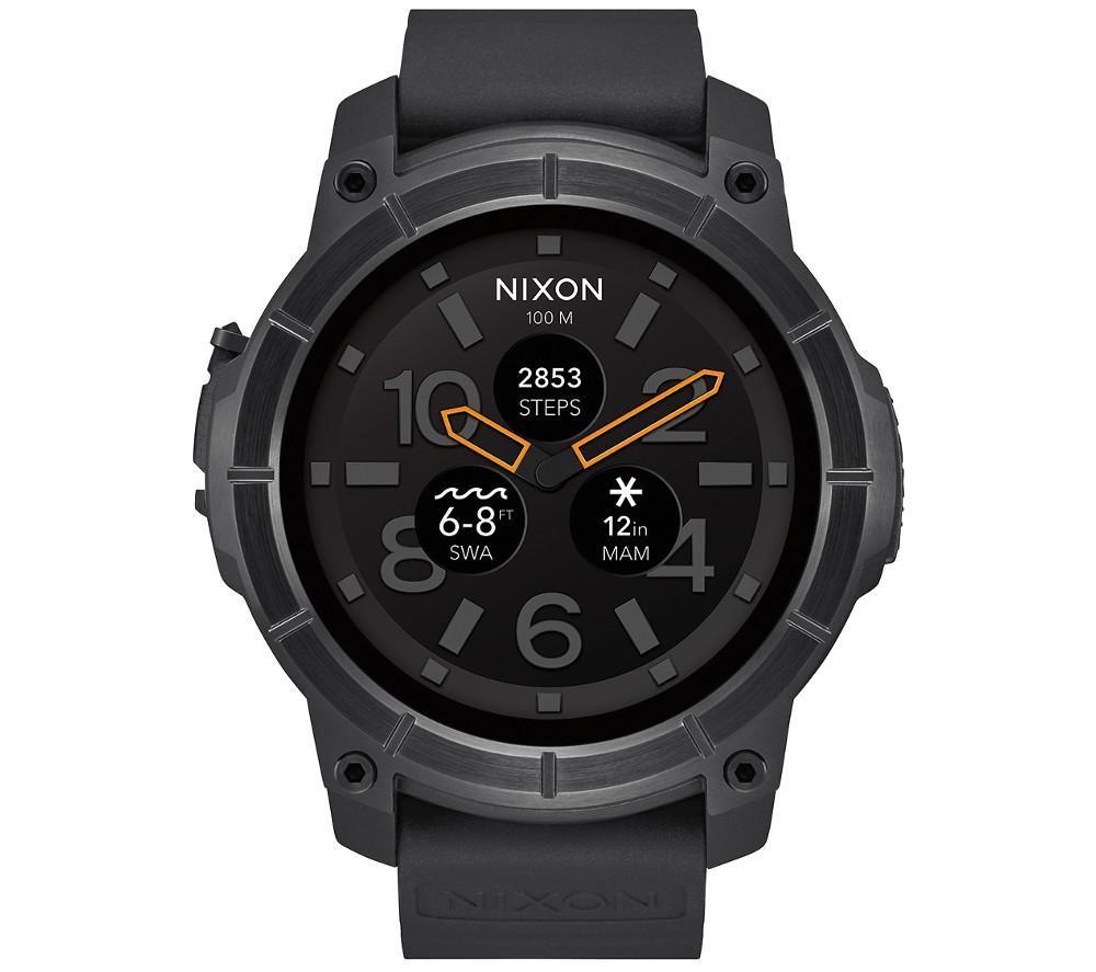 NIXON Mission - Black