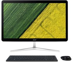"""ACER U27-880 27"""" Touchscreen All-in-One PC - Silver"""