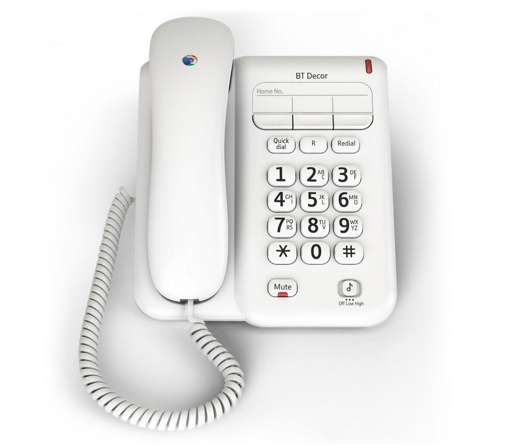 BT Décor 2100 Corded Phone