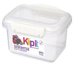 SISTEMA Accents Kilp It Square 4-litre Box