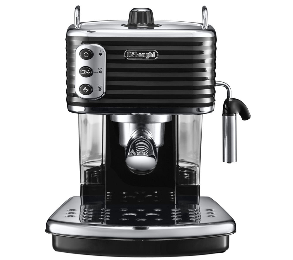 Buy Delonghi Scultura Ecz351bk Coffee Machine Black