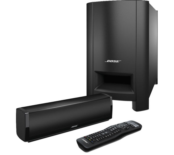 buy bose cinemate 15 sound bar free delivery currys. Black Bedroom Furniture Sets. Home Design Ideas