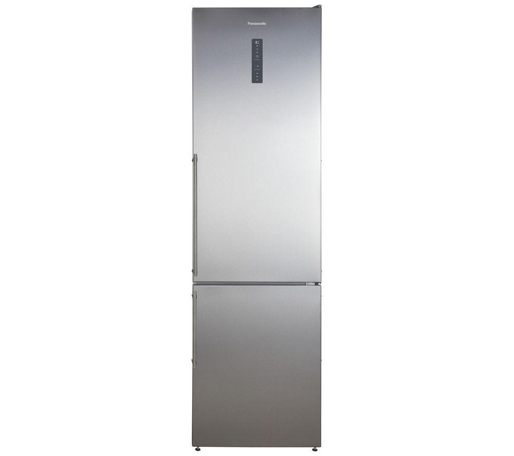 PANASONIC NR-BN34FX Fridge Freezer - Stainless Steel