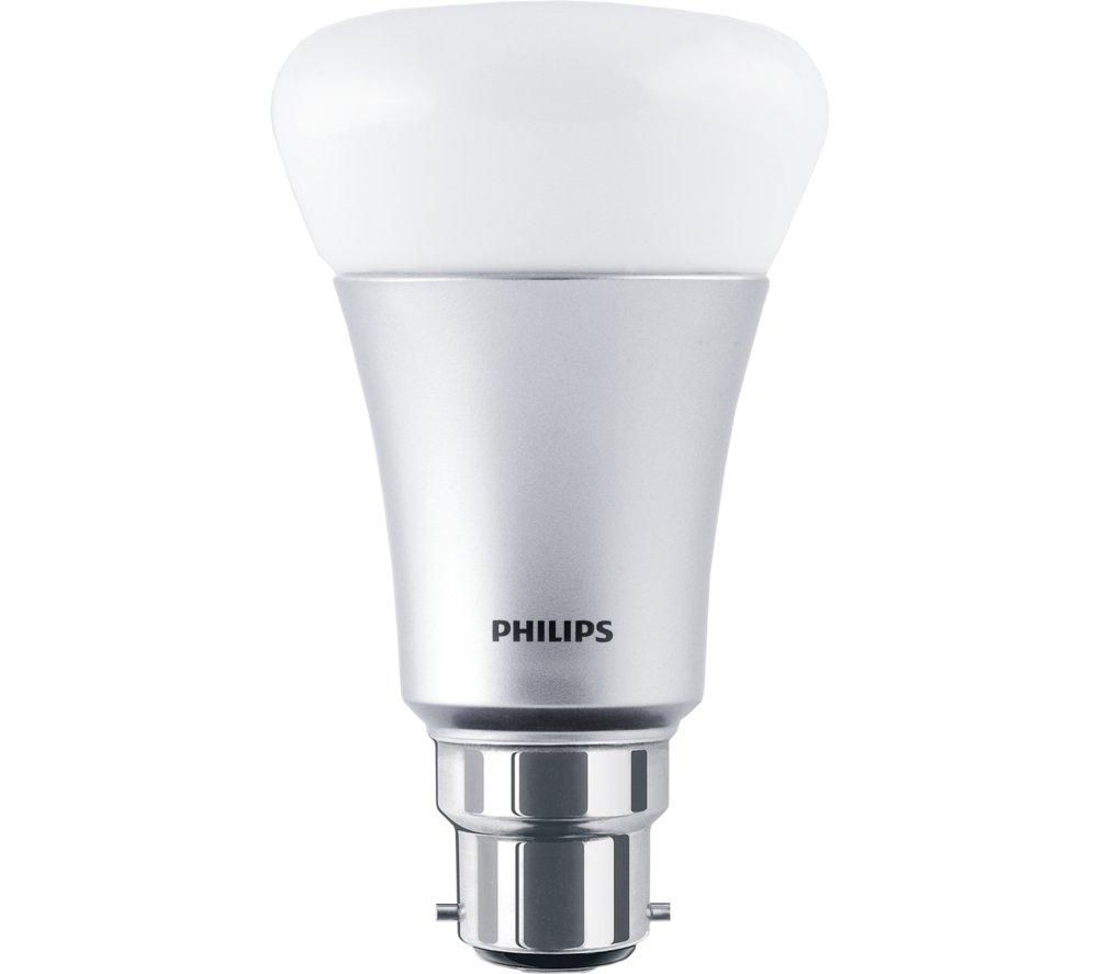 buy philips hue wireless bulb b22 free delivery currys. Black Bedroom Furniture Sets. Home Design Ideas