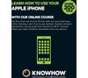 KNOWHOW Learn How To Use Your iPhone
