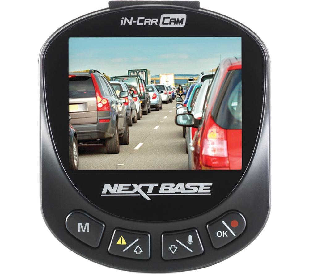 NEXTBASE GO iNCar 101 Dash Cam - Black