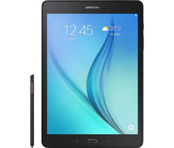 "SAMSUNG Galaxy Tab A 9.7"" Tablet & S Pen - 16 GB, Black"