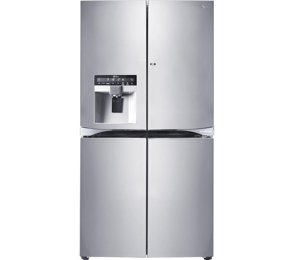 LG  GMJ916NSHV AmericanStyle Fridge Freezer  Stainless Steel Stainless Steel