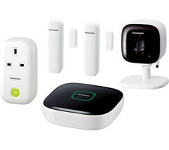 PANASONIC Smart Home Monitoring & Control Kit - KX-HN6012EW