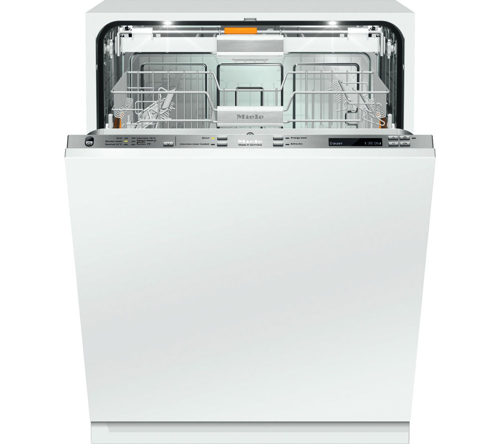 Miele g6583 dishwasher compare prices at foundem for Kitchen appliance comparison sites
