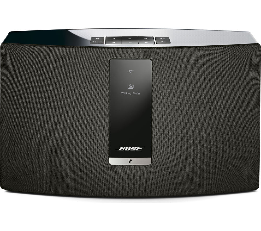 Bose SoundTouch 20 III Wireless Multi-Room Speaker - Black