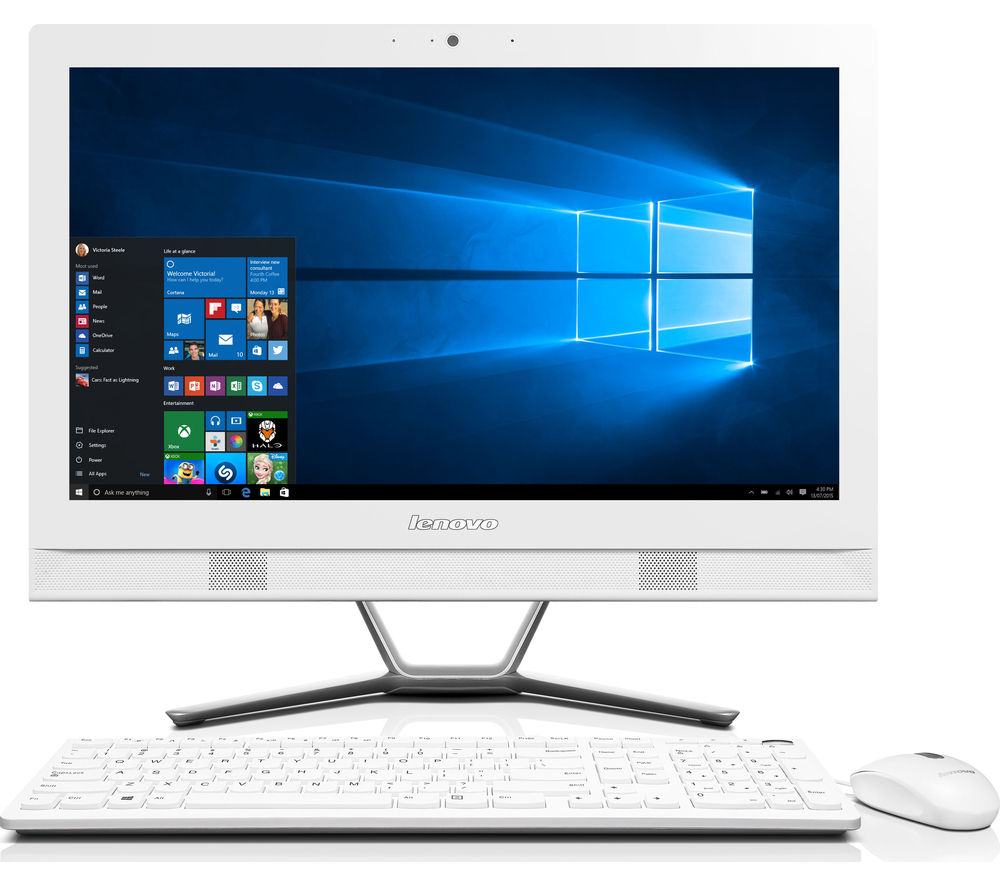 LENOVO C40 21.5' All-in-One PC Deals | PC World