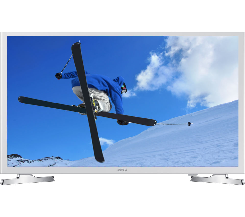 SAMSUNG  UE32J4510 Smart 32 LED TV  White White