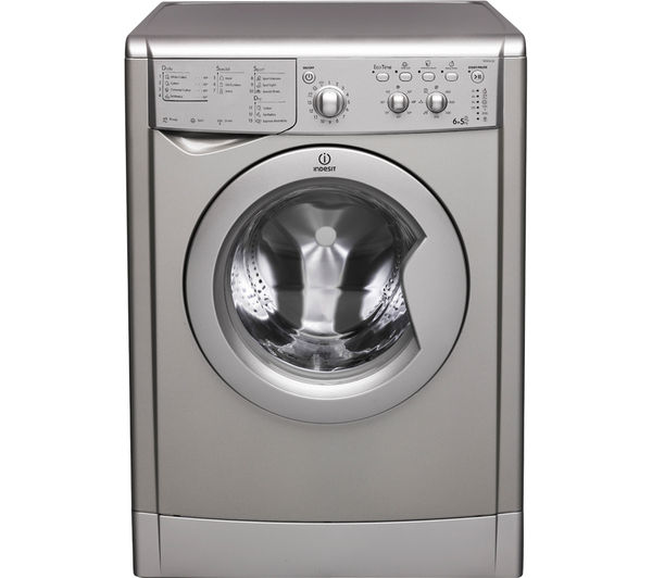Buy INDESIT Ecotime IWDC 6125S Washer Dryer